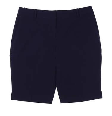 New Womens Fairway & Greene Macie Shorts 10 Navy Blue MSRP $99 E12183