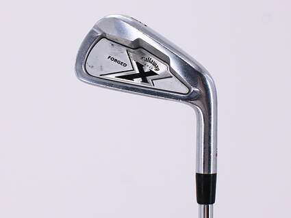 Callaway X Forged Single Iron 3 Iron Project X 6.0 Steel Stiff Right Handed 39.0in