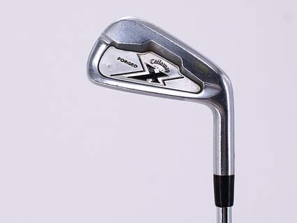 Callaway X Forged Single Iron 5 Iron Project X 6.0 Steel Stiff Right Handed 38.0in