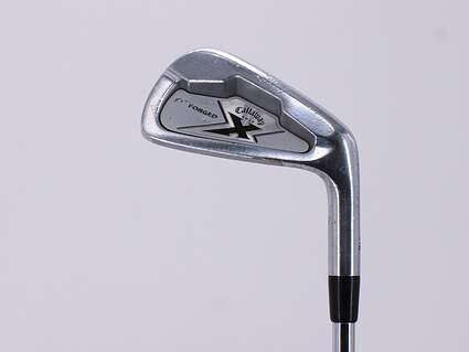 Callaway X Forged Single Iron 7 Iron Project X 6.0 Steel Stiff Right Handed 37.0in