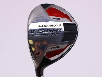 Adams XTD A3 Fairway Wood 3 Wood 3W 15° Adams Aldila G75 Ultralite Graphite Graphite Stiff Left Handed 42.5in