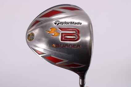 TaylorMade 2009 Burner Driver 8.5° Aldila Rogue Black 95 MSI 60 Graphite Stiff Right Handed 44.5in