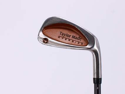 TaylorMade Burner Oversize Single Iron 5 Iron TM S-90 Graphite Stiff Right Handed 38.25in