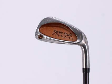 TaylorMade Burner Oversize Single Iron 6 Iron TM S-90 Graphite Stiff Right Handed 37.75in