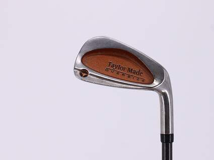 TaylorMade Burner Oversize Single Iron 7 Iron TM S-90 Graphite Stiff Right Handed 37.5in