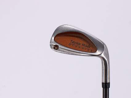 TaylorMade Burner Oversize Single Iron 8 Iron TM S-90 Graphite Stiff Right Handed 36.75in