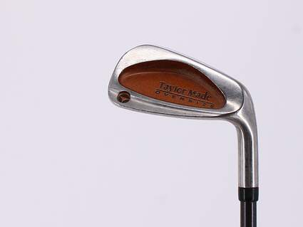 TaylorMade Burner Oversize Single Iron 9 Iron TM S-90 Graphite Stiff Right Handed 36.25in
