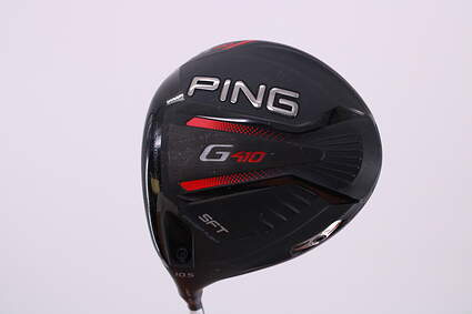 Ping G410 SF Tec Driver 10.5° ALTA CB 55 Red Graphite Regular Left Handed 45.75in