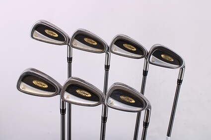 Titleist DCI 822 Oversize Iron Set 4-PW Ultralight 75 Graphite Regular Right Handed 38.0in