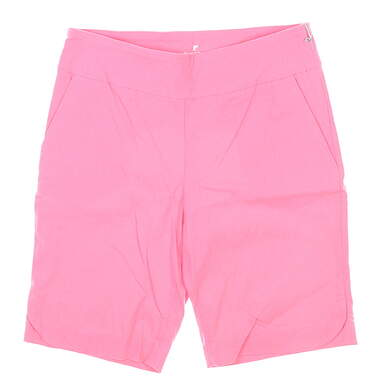 New Womens BETTE & COURT Golf Shorts 10 Flamingo MSRP $80 BE021035