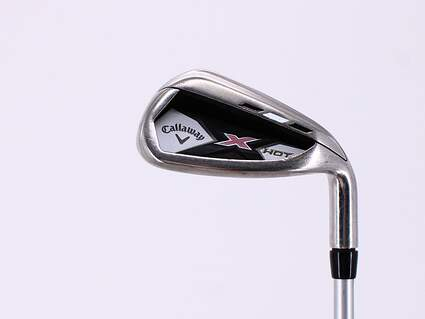 Callaway 2013 X Hot Womens Single Iron 9 Iron Callaway X Hot Graphite Graphite Ladies Right Handed 34.75in