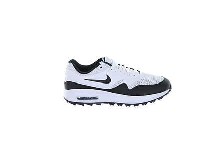 New Womens Golf Shoe Nike Air Max 1 G 8.5 White/Black MSRP $120 CI7736 100