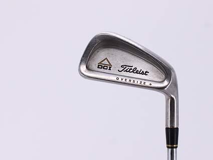 Titleist DCI Gold Overszie + Single Iron 6 Iron Titleist Steel Shaft Steel Regular Right Handed 37.25in