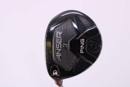 Ping Anser Fairway Wood 3 Wood 3W 14.5° Ping TFC 800F Graphite Regular Left Handed 41.5in