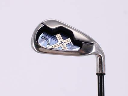 Callaway X-18 Single Iron 6 Iron Callaway Gems Graphite Ladies Right Handed 36.5in