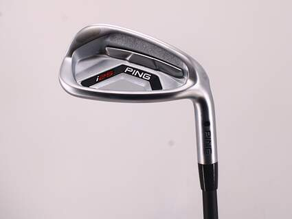 Ping I25 Single Iron Pitching Wedge PW Ping TFC 189i Graphite Regular Right Handed Black Dot 36.0in