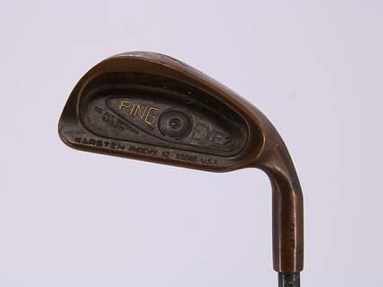 Ping Eye 2 Beryllium Copper Single Iron 6 Iron Grafalloy Attack Lite Graphite Regular Right Handed Black Dot 37.0in
