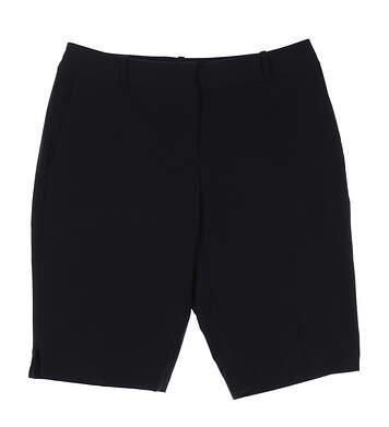 New Womens Fairway & Greene Golf Shorts 6 Black MSRP $99