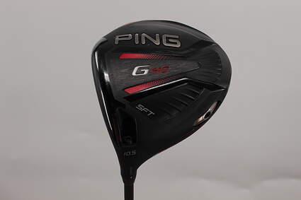 Ping G410 SF Tec Driver 10.5° ALTA CB 55 Red Graphite Senior Left Handed 44.75in