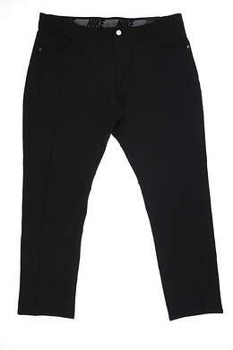 New Mens Nike Golf Pants 38 x32 Black MSRP $100 CK6053-010