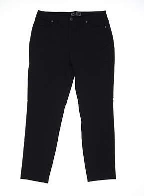 New Womens Nike Golf Pants 8 Black MSRP $100 CK5856-010