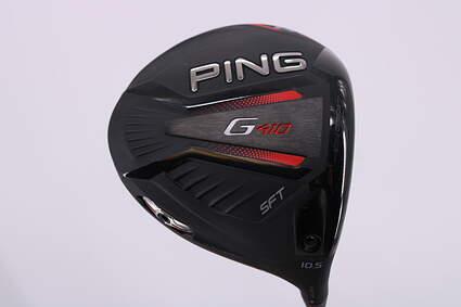 Ping G410 SF Tec Driver 10.5° ALTA CB 55 Slate Graphite Stiff Right Handed 45.75in