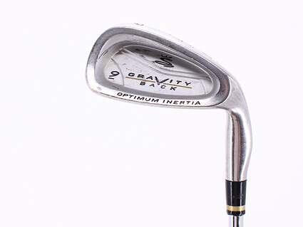 Cobra Gravity Back Single Iron Pitching Wedge PW Cobra Steel Stiff Right Handed 35.5in