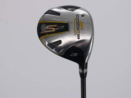 Cobra S2 Fairway Wood 3 Wood 3W 15.5° Cobra Fit-On Max 65 Graphite Regular Right Handed 43.5in