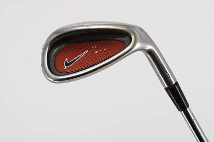 Nike CPR Wedge Pitching Wedge PW Stock Steel Shaft Steel Stiff Right Handed 35.5in
