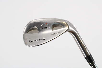 TaylorMade Rac Satin Tour Wedge Sand SW 54° 10 Deg Bounce Stock Steel Shaft Steel Wedge Flex Right Handed 35.5in