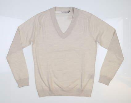 New Womens Peter Millar Sweater X-Large XL Gray MSRP $169 LF19S25