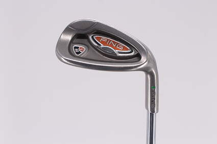 Ping i10 Single Iron Pitching Wedge PW 46° Ping AWT Steel Regular Right Handed Green Dot 36.5in