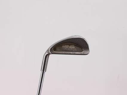 Ping Karsten III Single Iron 3 Iron Ping ZZ Lite Steel Stiff Left Handed Black Dot 38.75in