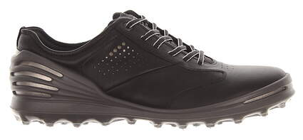 New Mens Golf Shoe Ecco Cage Pro 42 (8-8.5) Black MSRP $210 13300401001