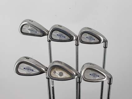 Callaway X-14 Iron Set 7-LW Callaway Stock Steel Steel Uniflex Right Handed 37.0in