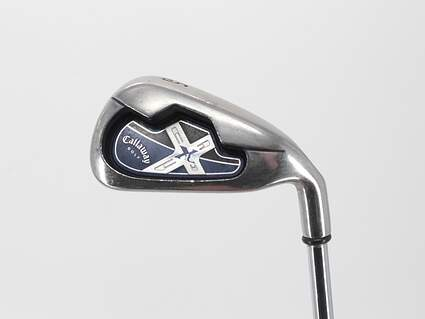 Callaway X-18 Pro Series Single Iron 4 Iron Rifle Flighted 5.5 Steel Stiff Right Handed 38.5in