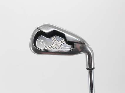 Callaway X-18 Pro Series Single Iron 5 Iron Rifle Flighted 5.5 Steel Stiff Right Handed 38.0in