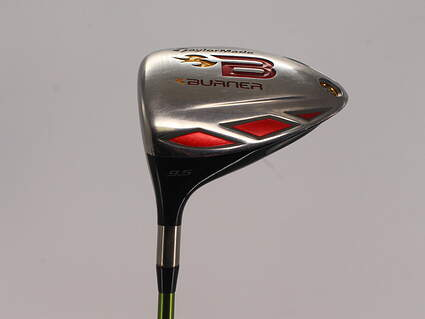 TaylorMade 2009 Burner Driver 9.5° Aldila NV 65 Graphite Regular Left Handed 44.75in