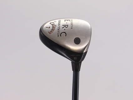 Callaway ERC Fairway Wood 7 Wood 7W Callaway Big Bertha System 60 Graphite Regular Right Handed 41.5in