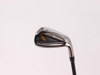 TaylorMade Rocketbladez Single Iron 9 Iron TM Matrix RocketFuel 65 Graphite Senior Right Handed 36.25in