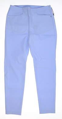 New Womens Ralph Lauren RLX Golf Pants 10 Blue MSRP $168