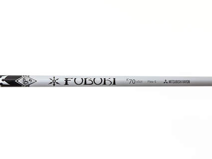 Used W/ Adapter Mitsubishi Rayon Fubuki K Series 70 Driver Shaft Stiff 44.25in Right Handed Ping Adapter MSRP $300