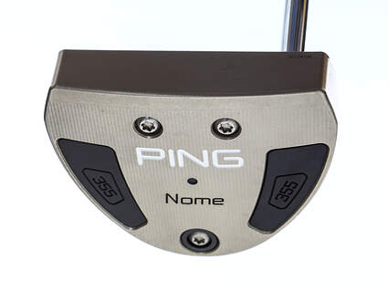 Tour Issue Ping Nome Putter Steel Right Handed Black Dot 33.0in
