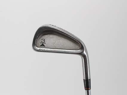 Titleist DCI Black Single Iron 3 Iron Steel Stiff Right Handed 39.5in