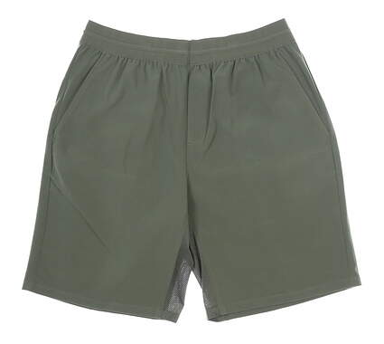 New Mens Puma Tech Shorts Medium M Thyme MSRP $55 598875 04