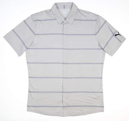New Mens Puma Cloudspun Shirt Medium M High Rise MSRP $75 597583 01