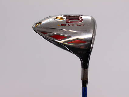 TaylorMade 2009 Burner Driver 10.5° Grafalloy ProLaunch Blue 65 Graphite Stiff Right Handed 45.25in