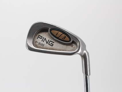 Ping i3 Blade Single Iron 4 Iron Ping JZ Steel Regular Right Handed White Dot 38.75in