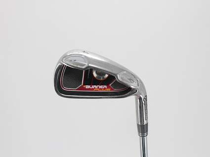 TaylorMade Burner Plus Single Iron 4 Iron TM Burner Superfast 85 Steel Uniflex Right Handed 39.0in