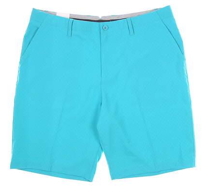 New Mens Adidas Adipure Novelty Golf Shorts 38 Blue MSRP $95 CE0441